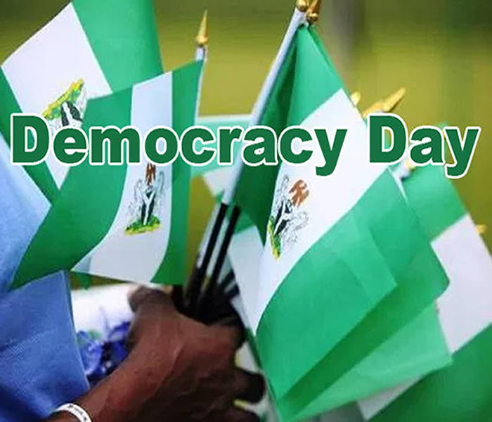 You are currently viewing CELEBRATING NIGERIAN DEMOCRACY DAY 2014:15 YEARS OF DEMOCRATIC TRANSITION