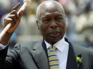 Read more about the article Kenya's former President Daniel arap Moi has died at the age of 95