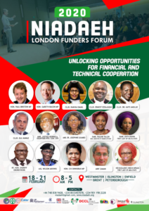 Read more about the article 2020 NIADAEH LONDON FUNDERS FORUM