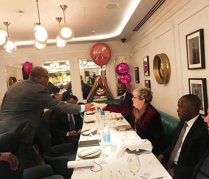 You are currently viewing The Conservative friends of Nigeria Dinner Reception in London