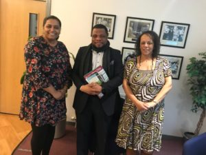 Read more about the article A visit to the Leprosy Mission England and Wales HQ in Orton Goldhay Peterborough