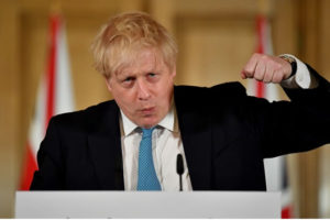 Read more about the article Coronavirus: UK 'can turn the tide' in the next 12 weeks, Boris Johnson says