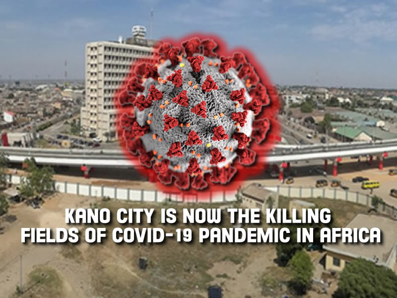 You are currently viewing KANO CITY IS NOW THE KILLING FIELDS OF COVID-19 PANDEMIC IN AFRICA