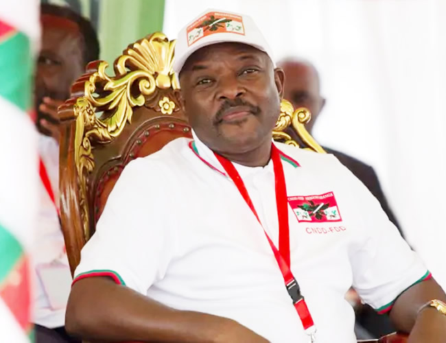 You are currently viewing Burundi President Pierre Nkurunziza dead of a heart attack