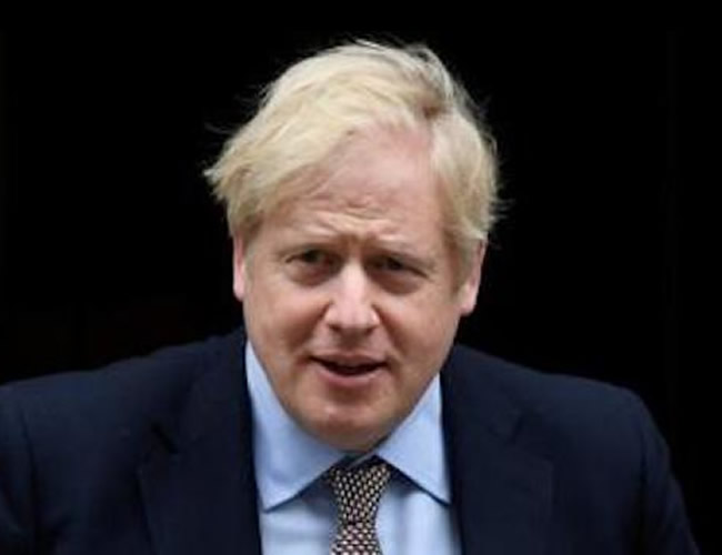 You are currently viewing Prime minister Boris Johnson issues statement on Black Lives Matter protests