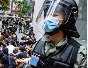 Read more about the article Hong Kong's security law