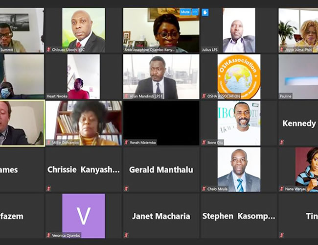 You are currently viewing London Political Summit – Pre-Summit-Conference–Malawi Deputy Health Hon Chrissie Kanyasho Represented Malawi