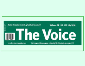 Read more about the article The Voice Magazine based in Amsterdam