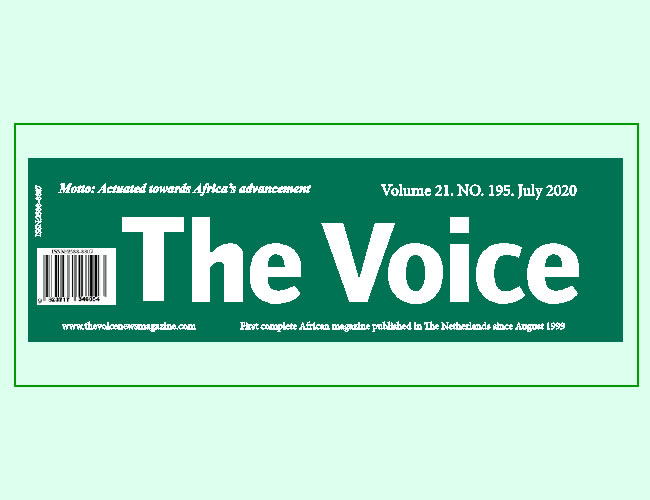 You are currently viewing The Voice Magazine based in Amsterdam
