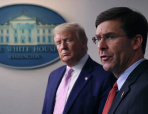 Read more about the article White House Directed Hiring of Conspiracy Theorist Over Pentagon Objections