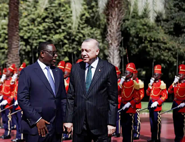 You are currently viewing Turkey and Iran are engaging in new operations in Africa – reports