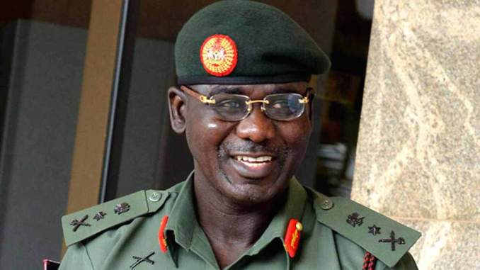 You are currently viewing Army vows to stabilize Nigeria's democracy