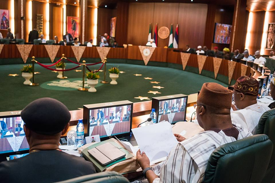 You are currently viewing N39.7bn for roads, erosion, incinerators' contracts have been approved by the  Federal Government