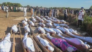 Read more about the article Anger spreads as UN says 110 Borno farmers killed