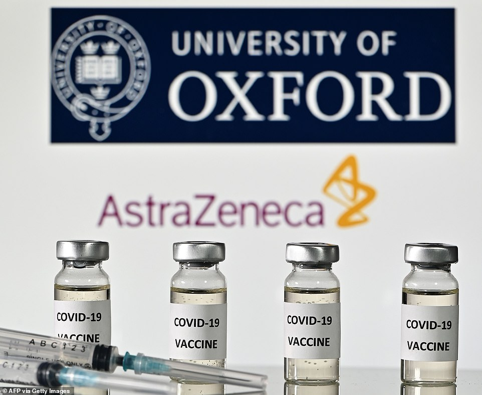 You are currently viewing Another Covid vaccine breakthrough as study confirms Oxford's jab is 'safe and provokes a robust immune response' in over-60s