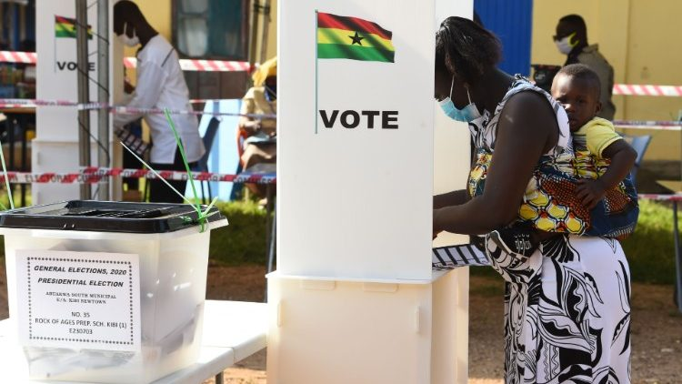 You are currently viewing Ghana's opposition NDC contests results of 'flawed' presidential election