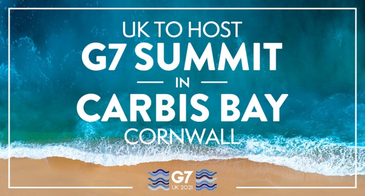 You are currently viewing UK to Host G7 Summit _Boris Johnson sends out Invite.