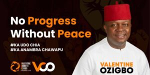 Read more about the article ANAMBRA 2021: 'PDP's VICTORY IS ASSURED WITH MY CANDIDACY' – OZIGBO PROMISES AS HE MEETS STATE EXCO