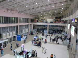 Read more about the article 384 Nigerians evacuated from UAE arrive in Abuja