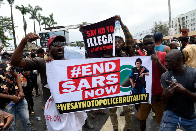 You are currently viewing 'No Justice ,No reopening'-Threats by the Nigerian Youths on Protests