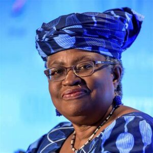 Read more about the article Cater and Merger Consult CEO, Hon. Azu, joins millions of Nigerians to Congratulate the newly appointed DG. WTO. Dr. Ngozi Okonjo-Iweala; The Amazon
