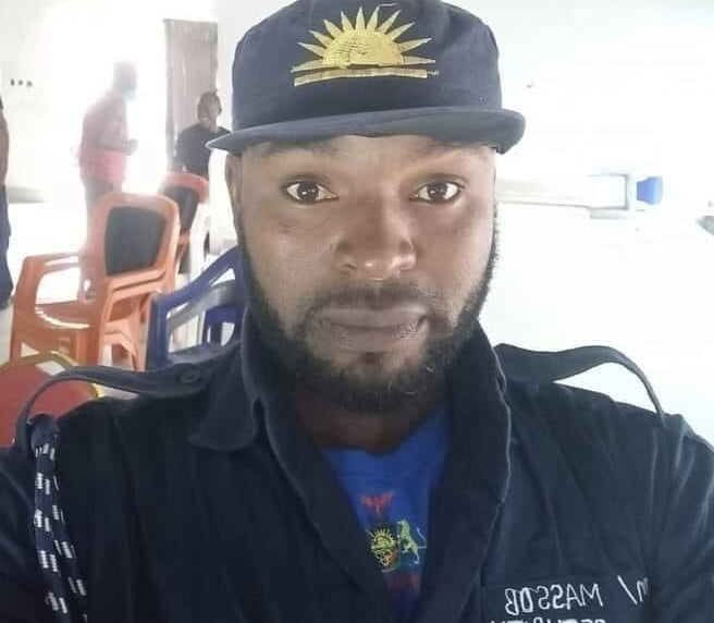 You are currently viewing MOSSOB Member Arrested  in Benue by Security Operatives 'Act totally condemnable'- Biafra Human Rights Advocacy
