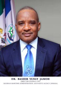 Read more about the article Bashir Jamoh, Director General of NIMASA Allegedly Affiliated to 1.5 Trillion Naira Fraud
