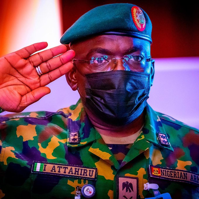 You are currently viewing Chief of Army Staff, Gen. Ibrahim Attahiru  and 10 Others die in Plane crash