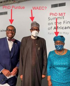Read more about the article The Failed Economic System under the Administration of Buhari