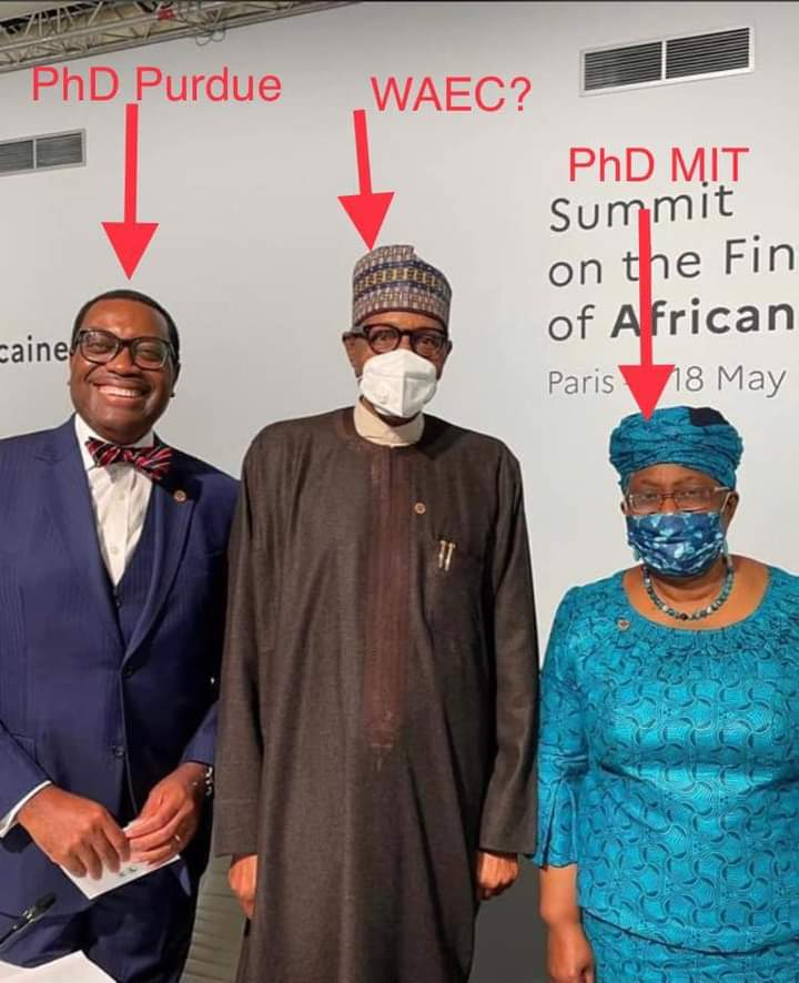 You are currently viewing The Failed Economic System under the Administration of Buhari