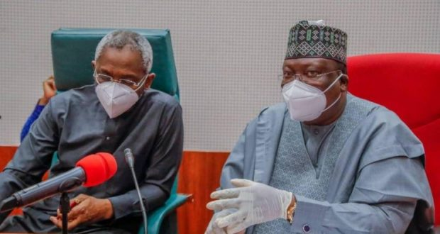 You are currently viewing Ahmad Lawan; and Speaker of the House of Representatives, Femi Gbajabiamila Decry the rising Spate of Insecurity  in The Country