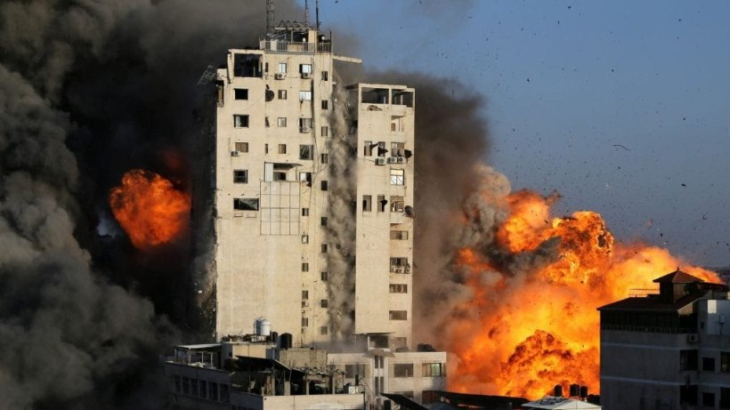 You are currently viewing Israel-Gaza conflict:US President Joe Biden calls for an Urgent need to cease fire
