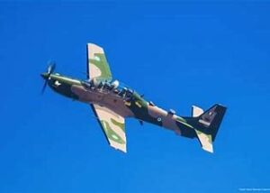 Read more about the article The Nigerian Air Force plane in 6 years has claimed 33 Officers, and Crashed 11 Aircrafts  -Edward Gabkwet