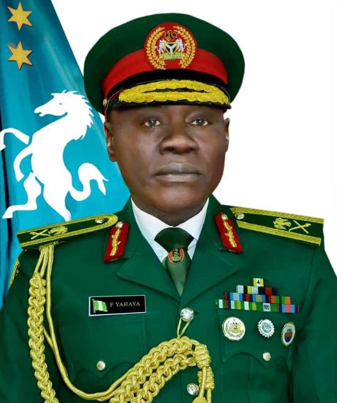 You are currently viewing Major-General Farouk Yahaya Confirmed by Senate as the New Chief of Army Staff