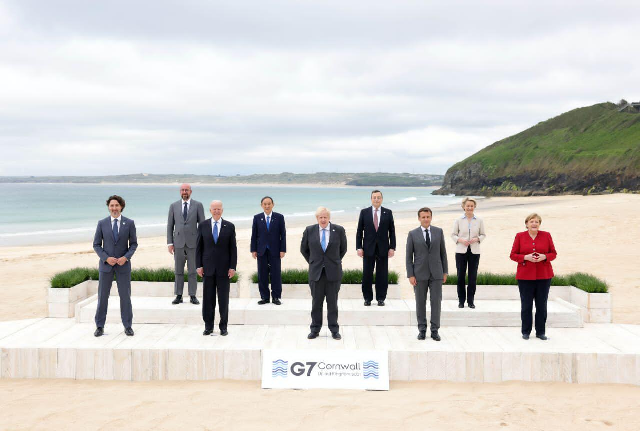 You are currently viewing G7 Leaders Agree on Landmark Global Health Declaration: 12 June 2021