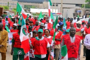 Read more about the article The Nigeria Labour Congress, NLC,threatens resumption of Kaduna strike