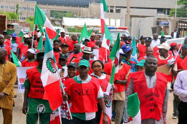 You are currently viewing The Nigeria Labour Congress, NLC,threatens resumption of Kaduna strike