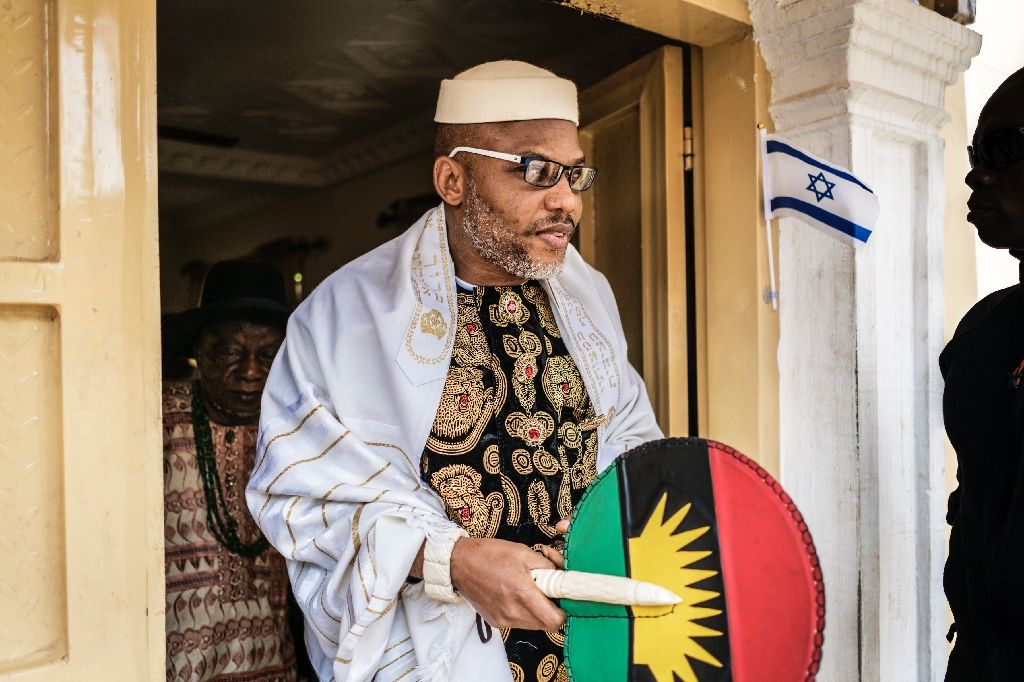 You are currently viewing Breaking: IPOB Leader Nnamdi Kanu Arrested In Czech Republic