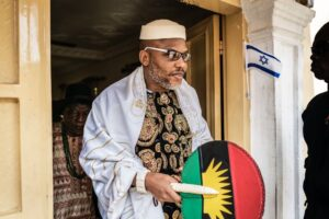 Read more about the article IPOB Leader, Nnamdi Kanu Apprehended and Extradited in Czech Republic_ Speaks on Jumping Bail; Further Trial to Commence in July