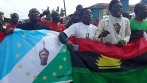 Read more about the article Agitators of Biafra/Oduduwa join forces to liberate Southern Nigeria