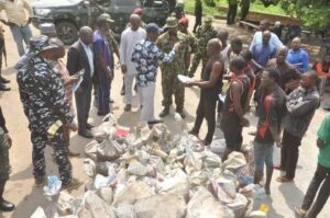 Read more about the article 73 Young Men Headed For Imo State Intercepted by Special Forces In Makurdi