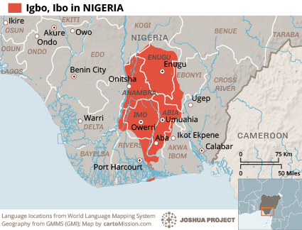 You are currently viewing PRESIDENT BUHARI DID NOT REFER TO IGBO AS DOT IN A CIRCLE
