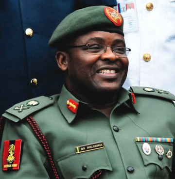 You are currently viewing War not an option, says ex-COAS Ihejirika