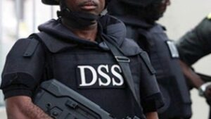 Read more about the article PRESS BRIEFING AT THE NATIONAL HEADQUARTERS OF THE DEPARTMENT OF STATE SERVICES (DSS) ABUJA ON A JOINT SECURITY OPERATION