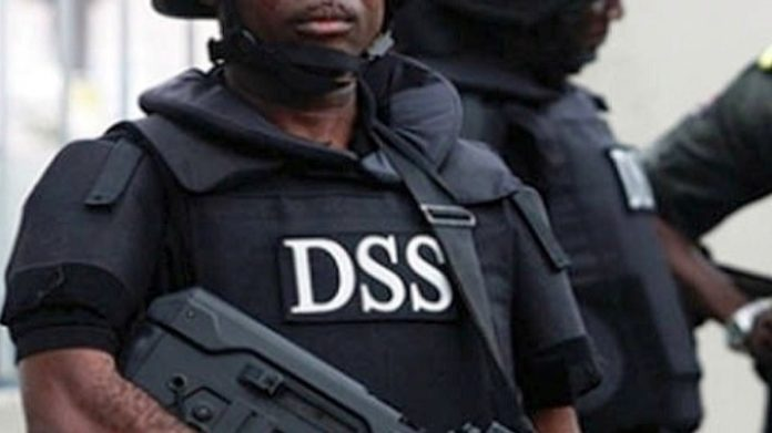 You are currently viewing PRESS BRIEFING AT THE NATIONAL HEADQUARTERS OF THE DEPARTMENT OF STATE SERVICES (DSS) ABUJA ON A JOINT SECURITY OPERATION