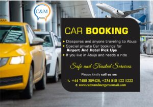 Read more about the article C&M CAR BOOKING