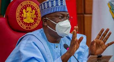 You are currently viewing Why We Voted For E-Transmission Of Results With Conditions — Lawan