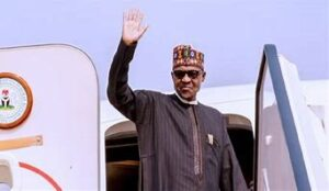 Read more about the article BREAKING: Buhari Jets to London for medical check-up, summit