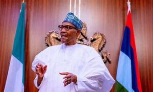 """Read more about the article """"Nigeria's a lucky country"""" Says Buhari as he receives Report on Security Summit"""