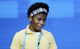 Read more about the article 14-year-old Zaila Avant-Garde becomes first African-American to win US Spelling Bee in nearly 100 years